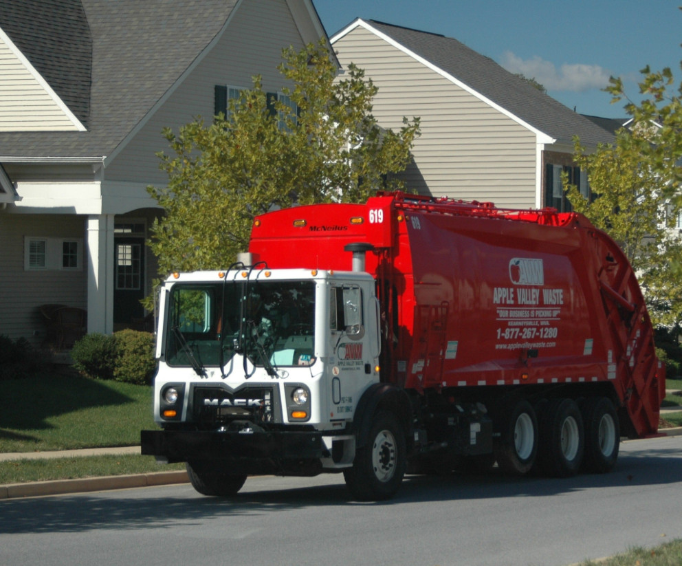 Learn more about Apple Valley Waste residential collection services.